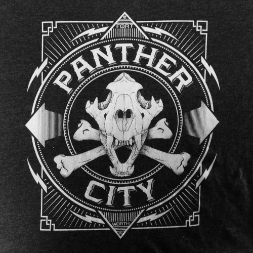 Keep Fort Worth Funky - Panther City